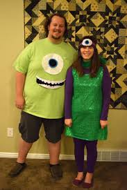 Monster Inc Halloween Costumes Halloween Costumes 2014 Happy Homemade