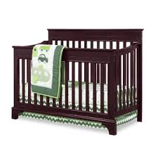 Convertible Crib Cherry Messina 4 In 1 Convertible Crib Cherry