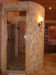 Showers Without Glass Doors Exciting Shower Without Door Pictures Decoration Inspiration