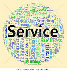 partners is service desk service word means help desk and advice service word clip art