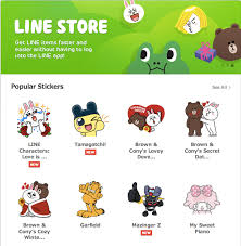 Line Store Line Releases Android Theme Shop Also Has An Amazing Theme Park
