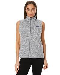 womens sweater vest patagonia womens better sweater vest birch white surfstitch
