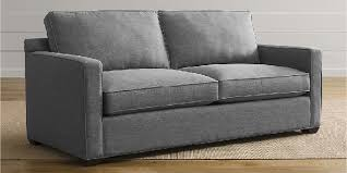 crate and barrel sofa sleeper crate and barrel sofa bed cozysofa info
