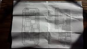 2007 honda odyssey fuse diagram 2007 honda accord fuse diagram