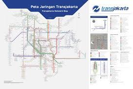 Map Of Jakarta File Transjakarta Route Per 2016 Jpg Wikimedia Commons