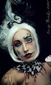 Scary Alice Wonderland Halloween Costume 233 Halloween Makeup Ideas Images Halloween