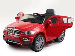 Kids Car Blinds Magic Cars Electric Bmw Suv Ride On Rc Kid Car W Leather Seat