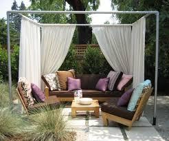 Outdoor Gazebo Curtains Pool Cabana Curtains Design Ideas Outdoor For Patio Walmart