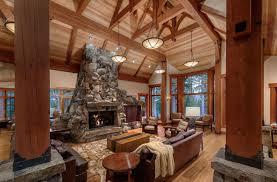 rustic design ideas canadian log homes home decor ideas