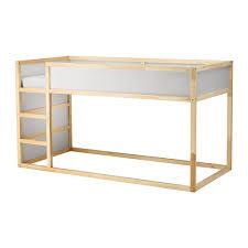 The  Coolest IKEA Hacks Weve Ever Seen High Beds Ikea Kura - Low bunk beds ikea