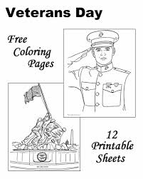 printable veterans day cards veterans day coloring pages