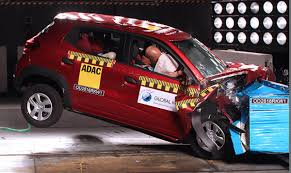 renault one renault kwid honda mobilio undergo gncap crash tests autocar india