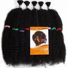 packs of kanekalon hair noble gold 100 kanekalon synthetic afro kinky curly hair