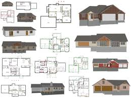 blueprints for homes blueprint homes floor plans ahscgs