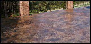 Concrete Staining Pictures by Charlotte Concrete Resurfacing