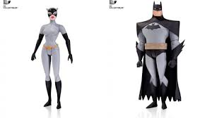 meet the animated batman figures you always dreamed of