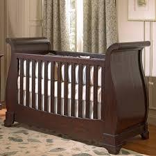 Sleigh Bed Crib Munire Chesapeake Classic Sleigh Crib In Merlot Free Shipping