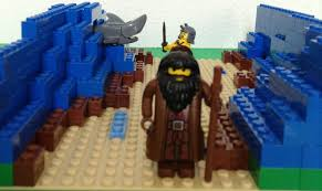 parting of the red sea u2013 lego bible