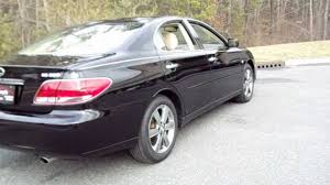mcgrath lexus westmont used cars 2006 lexus es330 black diamond edition 69k youtube