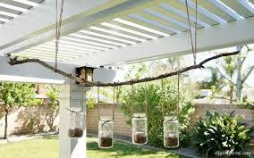 Outdoor Chandelier Diy Diy Outdoor Jar Chandelier Diy Inspired