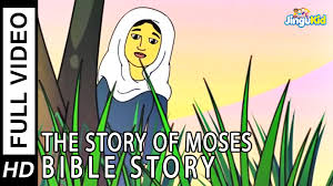 best bible stories for kids the story of moses animation