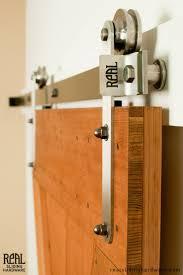 Modern Sliding Barn Door Hardware by