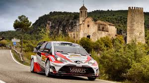 toyota rally car hänninen confirms toyota pace in rally latest news