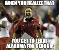 georgia bulldawgs coach kirby smart ga bulldawgs pinterest