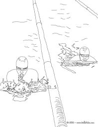 beach themed coloring sheets summer coloring pages kids on beach