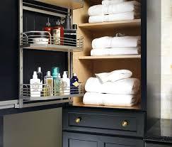 bathroom cabinet organizers best bathroom vanity organization