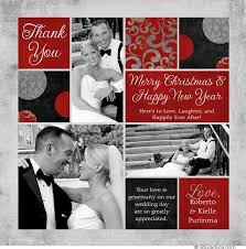 newly wed christmas card colorful multi photo christmas card 2018 unique photos