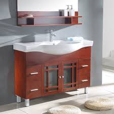 Grey Wood Bathroom Vanity Bathroom Design Bathroom Rectangular Cherry Wood Bathroom Vanity