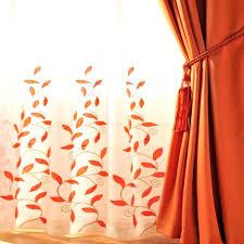Burnt Orange Curtains Sale Burnt Orange Curtains Burnt Orange Kitchen Curtains Orange Kitchen