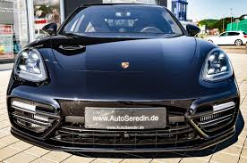 porsche lumma porsche panamera turbo executive new buy in hechingen bei
