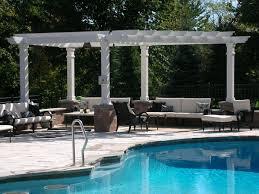 Pool Pergola Designs by Download Pool Pergola Garden Design