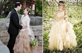 whimsical wedding dress ruffled whimsical wedding dress