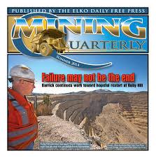 mining quarterly summer 2014 by elko daily issuu