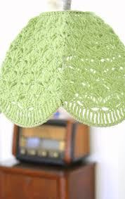 Lamp Shades Etsy by 351 Best Crochet Lamp Shades Images On Pinterest Crochet