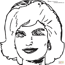 zebra by andy warhol coloring page free printable coloring pages