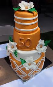 50th wedding anniversary cake story kay cake designs