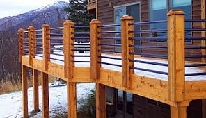 Ideas For Deck Handrail Designs Delightful Design Deck Handrail Designs Amazing The Best Deck