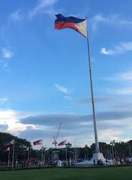 Flag Philippines Picture Independence Flagpole Wikipedia