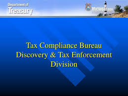 taxe bureau ppt tax compliance bureau discovery tax enforcement division