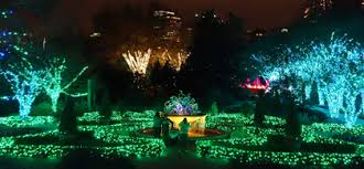 Botanical Garden Atlanta Lights Portfolio 3 Fromme Design Garden Landscape Display