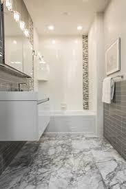 bathroom glass tile backsplash tile flooring ideas dark tile