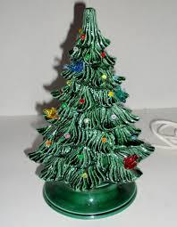 astonishing ideas ceramic tabletop christmas tree vintage nowell