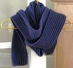 simple pattern crochet scarf easy tunisian crochet ribbed scarf pattern easy patterns