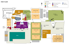 Fitness Center Floor Plans Student Recreation Center Campus Recreation