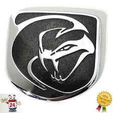 dodge viper logo dodge viper emblem viper medallion 2013 2017 oem 1vn1706saa
