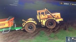 kirovets better than case quadtrac fs 17 tractor pulling youtube